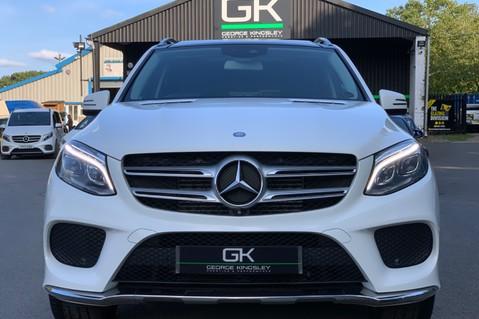 Mercedes-Benz Gle GLE 350 D 4MATIC AMG LINE PREMIUM PLUS - AIRMATIC - 21 INCH ALLOYS - VAT Q 9