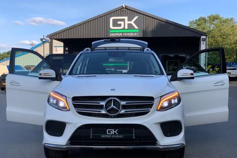 Mercedes-Benz Gle GLE 350 D 4MATIC AMG LINE PREMIUM PLUS - AIRMATIC - 21 INCH ALLOYS - VAT Q 13