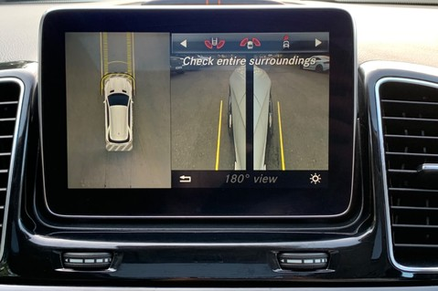 Mercedes-Benz Gle GLE 350 D 4MATIC AMG LINE PREMIUM PLUS - AIRMATIC - 21 INCH ALLOYS - VAT Q 11
