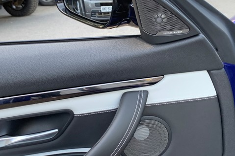 BMW M4 M4 COMPETITION -1 OWNER -HEAD UP DISP- CAMERA -HARMAN K -APPLE C/P -20 INCH 37