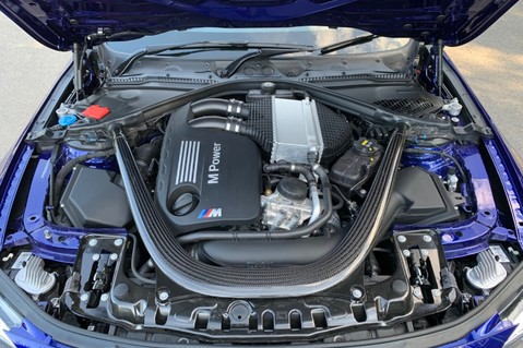 BMW M4 M4 COMPETITION -1 OWNER -HEAD UP DISP- CAMERA -HARMAN K -APPLE C/P -20 INCH 63