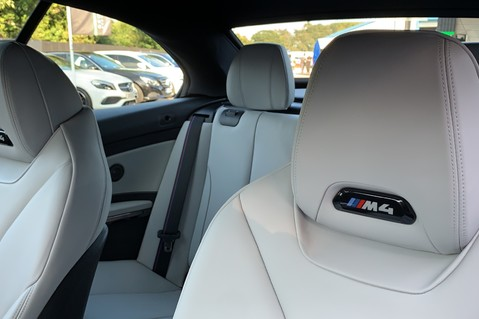 BMW M4 M4 COMPETITION -1 OWNER -HEAD UP DISP- CAMERA -HARMAN K -APPLE C/P -20 INCH 70