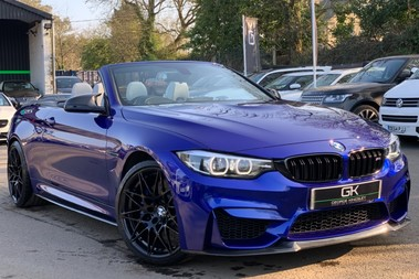 BMW M4 M4 COMPETITION -1 OWNER -HEAD UP DISP- CAMERA -HARMAN K -APPLE C/P -20 INCH