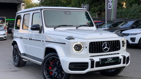 Mercedes-Benz G Class AMG G 63 4MATIC - CARBON-NIGHT PK-EXCLUSIVE RED LEATHER-FORGED ALLOYS Video