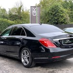 Mercedes-Benz S Class Service History