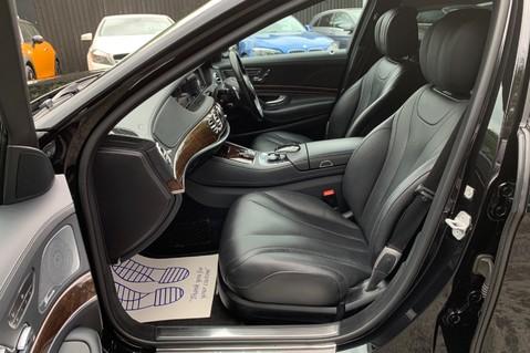 Mercedes-Benz S Class S 350 D L SE EXECUTIVE -EURO 6- VAT Q - REAR ENTERTAINMENT - MASSAGE 19