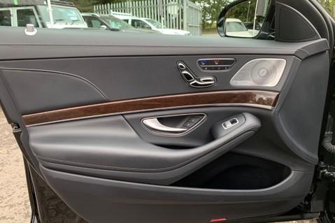 Mercedes-Benz S Class S 350 D L SE EXECUTIVE -EURO 6- VAT Q - REAR ENTERTAINMENT - MASSAGE 21