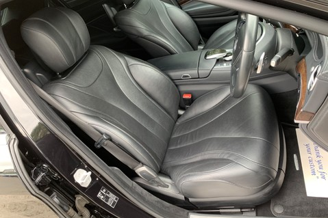 Mercedes-Benz S Class S 350 D L SE EXECUTIVE -EURO 6- VAT Q - REAR ENTERTAINMENT - MASSAGE 47