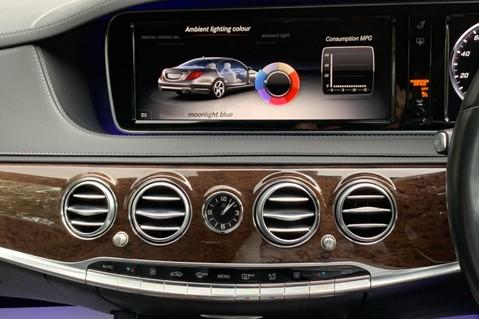 Mercedes-Benz S Class S 350 D L SE EXECUTIVE -EURO 6- VAT Q - REAR ENTERTAINMENT - MASSAGE 57
