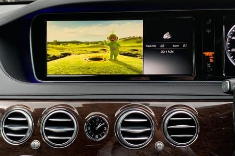 Mercedes-Benz S Class S 350 D L SE EXECUTIVE -EURO 6- VAT Q - REAR ENTERTAINMENT - MASSAGE 60