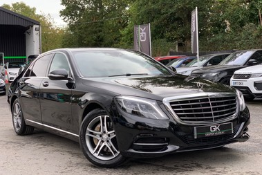Mercedes-Benz S Class S 350 D L SE EXECUTIVE -EURO 6- VAT Q - REAR ENTERTAINMENT - MASSAGE