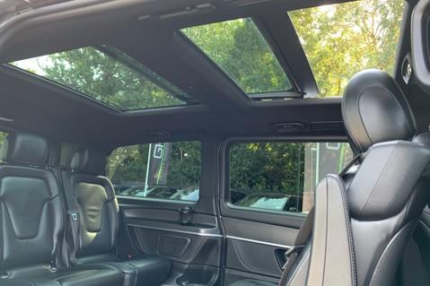 Mercedes-Benz V Class V 250 D AMG LINE LONG - PAN ROOF -LANE ASSIST -7 SEATER- 360 CAMERAS -VATQ 17