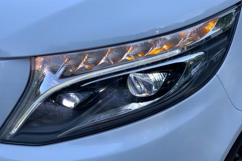 Mercedes-Benz V Class V 250 D AMG LINE LONG - PAN ROOF -LANE ASSIST -7 SEATER- 360 CAMERAS -VATQ 25