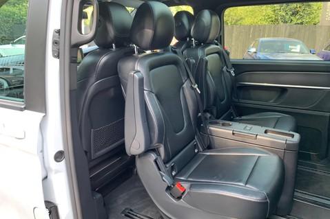Mercedes-Benz V Class V 250 D AMG LINE LONG - PAN ROOF -LANE ASSIST -7 SEATER- 360 CAMERAS -VATQ 33