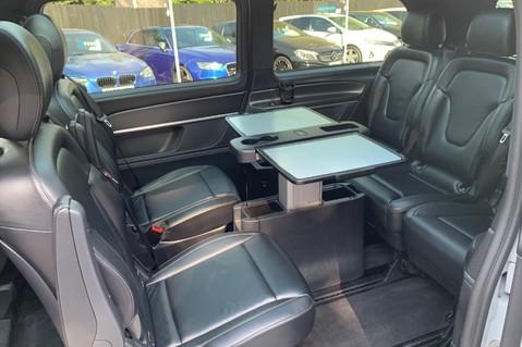 Mercedes-Benz V Class V 250 D AMG LINE LONG - PAN ROOF -LANE ASSIST -7 SEATER- 360 CAMERAS -VATQ 35