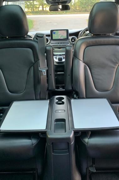 Mercedes-Benz V Class V 250 D AMG LINE LONG - PAN ROOF -LANE ASSIST -7 SEATER- 360 CAMERAS -VATQ