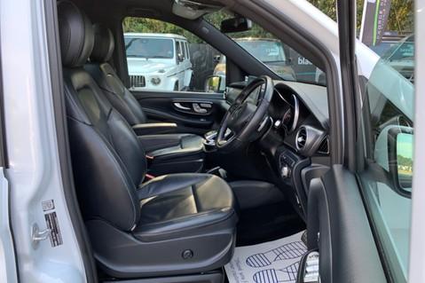 Mercedes-Benz V Class V 250 D AMG LINE LONG - PAN ROOF -LANE ASSIST -7 SEATER- 360 CAMERAS -VATQ 47