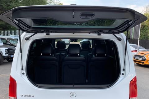 Mercedes-Benz V Class V 250 D AMG LINE LONG - PAN ROOF -LANE ASSIST -7 SEATER- 360 CAMERAS -VATQ 75