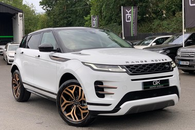 Land Rover Range Rover Evoque R-DYNAMIC SE - ONE OWNER FROM NEW - BLACK ROOF