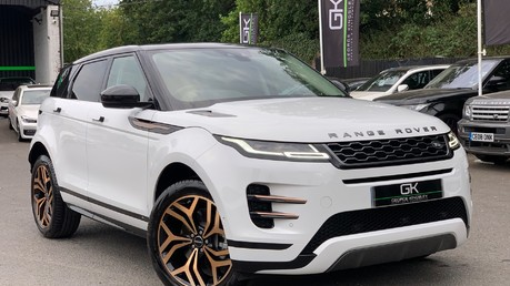 Land Rover Range Rover Evoque R-DYNAMIC SE - ONE OWNER FROM NEW - BLACK ROOF Video