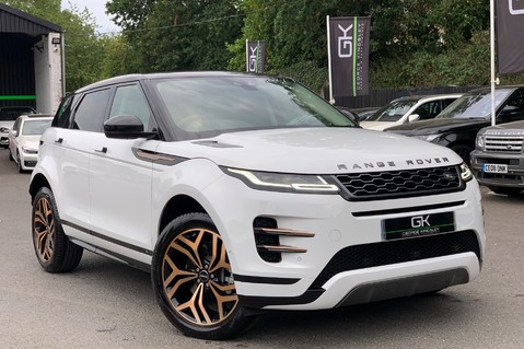 Land Rover Range Rover Evoque R-DYNAMIC SE - ONE OWNER FROM NEW - BLACK ROOF 1