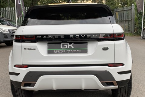 Land Rover Range Rover Evoque R-DYNAMIC SE - ONE OWNER FROM NEW - BLACK ROOF 8