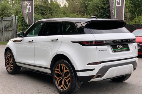 Land Rover Range Rover Evoque R-DYNAMIC SE - ONE OWNER FROM NEW - BLACK ROOF 2
