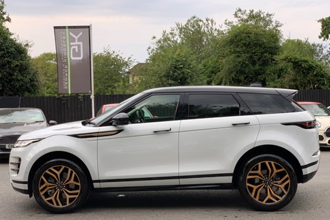 Land Rover Range Rover Evoque R-DYNAMIC SE - ONE OWNER FROM NEW - BLACK ROOF 10