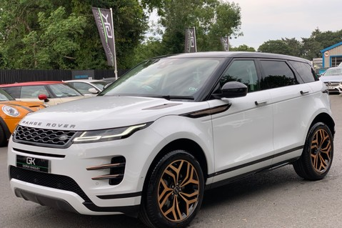 Land Rover Range Rover Evoque R-DYNAMIC SE - ONE OWNER FROM NEW - BLACK ROOF 11