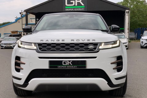 Land Rover Range Rover Evoque R-DYNAMIC SE - ONE OWNER FROM NEW - BLACK ROOF 12