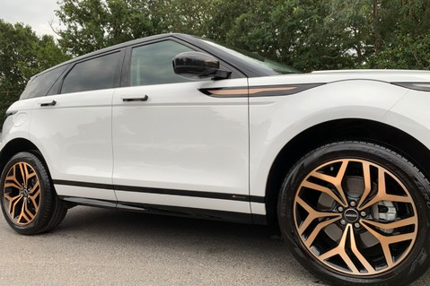 Land Rover Range Rover Evoque R-DYNAMIC SE - ONE OWNER FROM NEW - BLACK ROOF 7