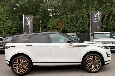 Land Rover Range Rover Evoque R-DYNAMIC SE - ONE OWNER FROM NEW - BLACK ROOF 18