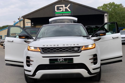 Land Rover Range Rover Evoque R-DYNAMIC SE - ONE OWNER FROM NEW - BLACK ROOF 20