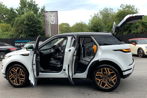 Land Rover Range Rover Evoque R-DYNAMIC SE - ONE OWNER FROM NEW - BLACK ROOF 21