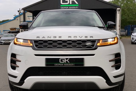 Land Rover Range Rover Evoque R-DYNAMIC SE - ONE OWNER FROM NEW - BLACK ROOF 23