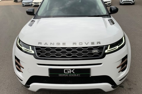Land Rover Range Rover Evoque R-DYNAMIC SE - ONE OWNER FROM NEW - BLACK ROOF 28