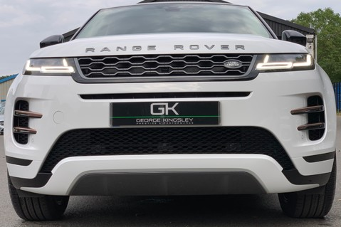 Land Rover Range Rover Evoque R-DYNAMIC SE - ONE OWNER FROM NEW - BLACK ROOF 29