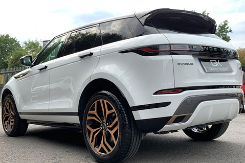 Land Rover Range Rover Evoque R-DYNAMIC SE - ONE OWNER FROM NEW - BLACK ROOF 30