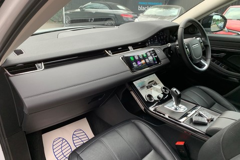 Land Rover Range Rover Evoque R-DYNAMIC SE - ONE OWNER FROM NEW - BLACK ROOF 34