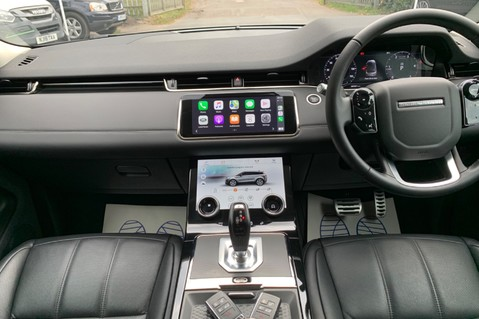 Land Rover Range Rover Evoque R-DYNAMIC SE - ONE OWNER FROM NEW - BLACK ROOF 6