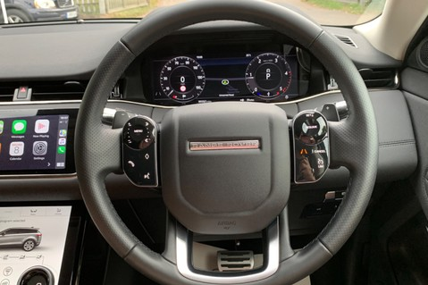Land Rover Range Rover Evoque R-DYNAMIC SE - ONE OWNER FROM NEW - BLACK ROOF 50