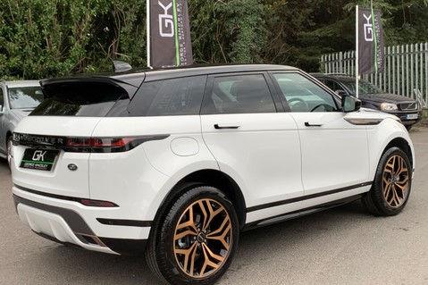 Land Rover Range Rover Evoque R-DYNAMIC SE - ONE OWNER FROM NEW - BLACK ROOF 5