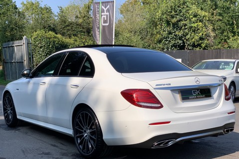 Mercedes-Benz E Class AMG E 43 4MATIC PREMIUM PLUS - WIDESCREEN COCKPIT - 20 INCH ALLOYS -1 OWNER 2