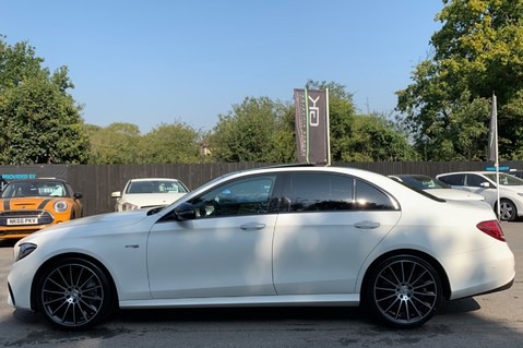 Mercedes-Benz E Class AMG E 43 4MATIC PREMIUM PLUS - WIDESCREEN COCKPIT - 20 INCH ALLOYS -1 OWNER 6