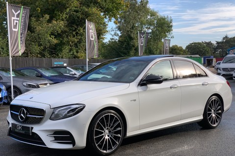 Mercedes-Benz E Class AMG E 43 4MATIC PREMIUM PLUS - WIDESCREEN COCKPIT - 20 INCH ALLOYS -1 OWNER 8