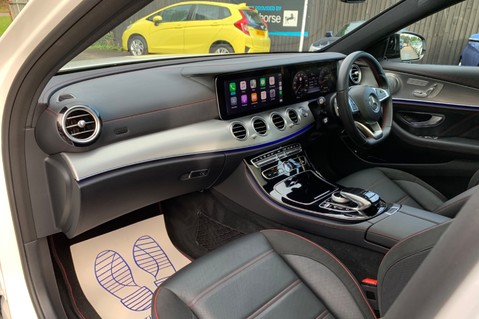 Mercedes-Benz E Class AMG E 43 4MATIC PREMIUM PLUS - WIDESCREEN COCKPIT - 20 INCH ALLOYS -1 OWNER 24