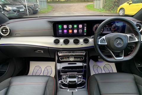 Mercedes-Benz E Class AMG E 43 4MATIC PREMIUM PLUS - WIDESCREEN COCKPIT - 20 INCH ALLOYS -1 OWNER 3