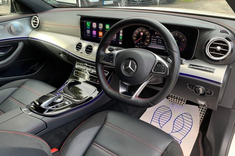 Mercedes-Benz E Class AMG E 43 4MATIC PREMIUM PLUS - WIDESCREEN COCKPIT - 20 INCH ALLOYS -1 OWNER 41