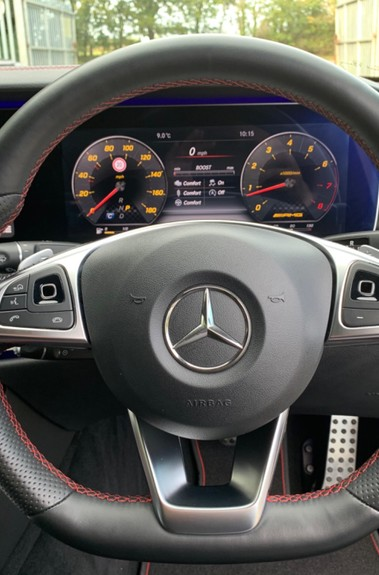 Mercedes-Benz E Class AMG E 43 4MATIC PREMIUM PLUS - WIDESCREEN COCKPIT - 20 INCH ALLOYS -1 OWNER