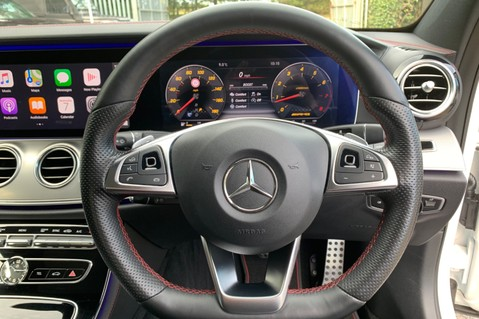 Mercedes-Benz E Class AMG E 43 4MATIC PREMIUM PLUS - WIDESCREEN COCKPIT - 20 INCH ALLOYS -1 OWNER 45
